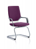 Xenon Visitor Cantilever Chair Tansy Purple