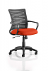 Vortex Task Operator Chair Tobasco Red