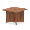 Impulse Coffee Table 600 Walnut