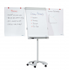 Flipchart Deluxe Mobile, incl. 2 extensions