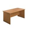 Soho Working Bundle including Panel Desk, Mobile Pedestal, Mesh Chair