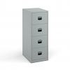 Relax Steel 4 drawer contract filing cabinet