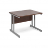 Relax Straight desk 800mm cantilever