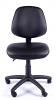 Juno Vinyl Medium Back Operator Chair - Front
