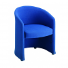 Relax Slender fabric reception chair