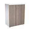 Essentials - 1000mm High Cupboard