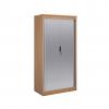 Systems Horizontal Tambour Door Cupboard 2000mm Height