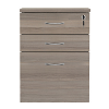 Relax 3 Drawer High Pedestal 615mm Height