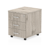 Impulse Mobile Pedestal 3 Drawer with 510mm Height