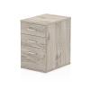 Impulse Desk High Pedestal 3 Drawer 600 Depth with 730mm Height