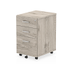 Impulse Under Desk Pedestal 3 Drawer