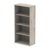 Impulse 1600mm Height Bookcase