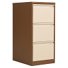 Bisley 3 Drawer Classic Steel Filing Cabinet