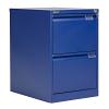 Bisley 2 Drawer Classic Steel Filing Cabinet