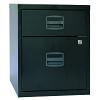 Bisley 2 Drawer A4 Mobile Home Filer