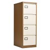 Bisley 4 Drawer Contract Steel Filing Cabinet