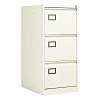 Bisley 3 Drawer Contract Steel Filing Cabinet