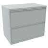 Bisley 2 Drawer Essentials Steel Side Filer