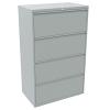 Bisley 2 Drawer Essentials Steel Side Filer with 1270mm Height