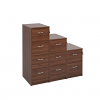 Relax Three Drawer Filing Cabinets with 1045mm Height