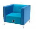 OrangeBox Campus Inspired Button Sofa