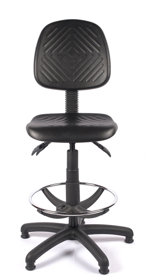 bodmin deluxe polyurethane draughtsman chair ebay