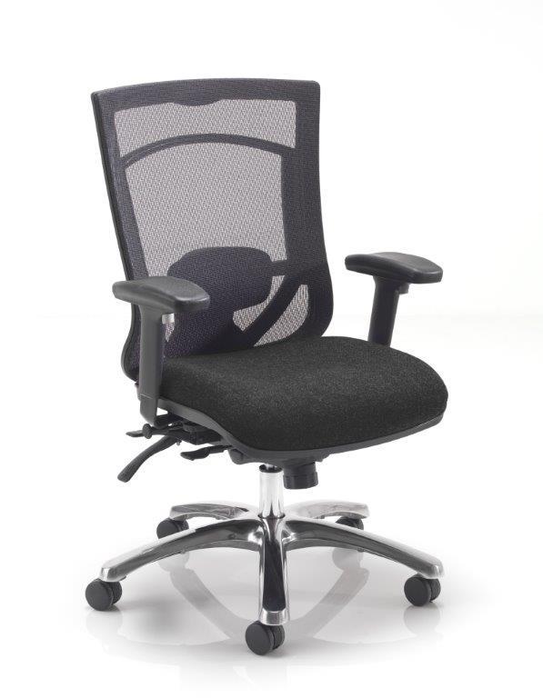 Jaguar Mesh Back fice Chair