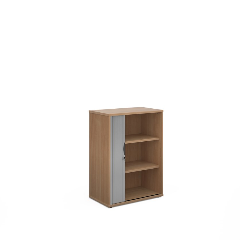 Relax Tambour Cupboard with 1090mm Height