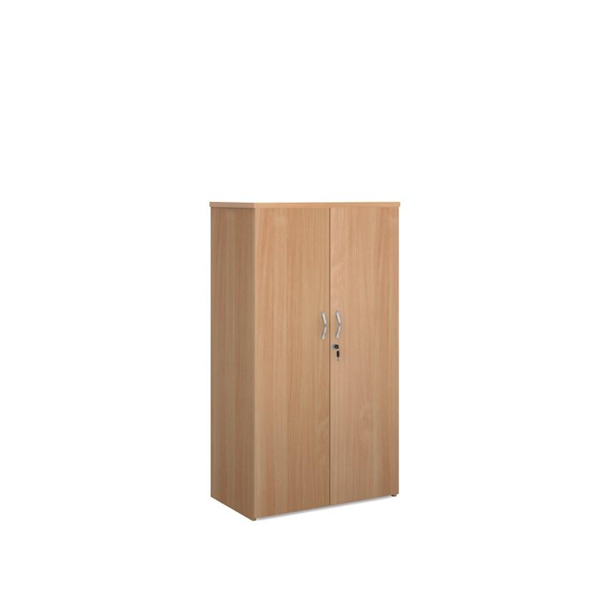 Relax Universal Double Door 1440mm Height Cupboard