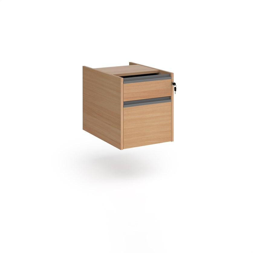 Relax Two Drawer Fixed Pedestal