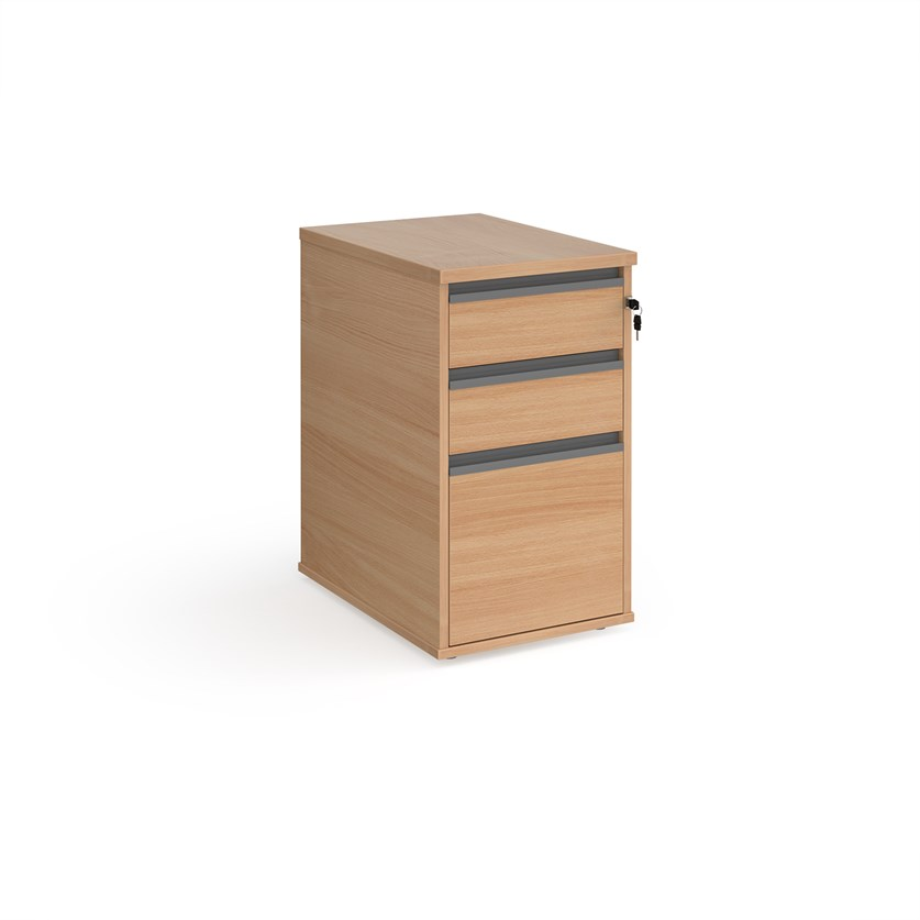 Relax Desk End Pedestal 600mm Deep