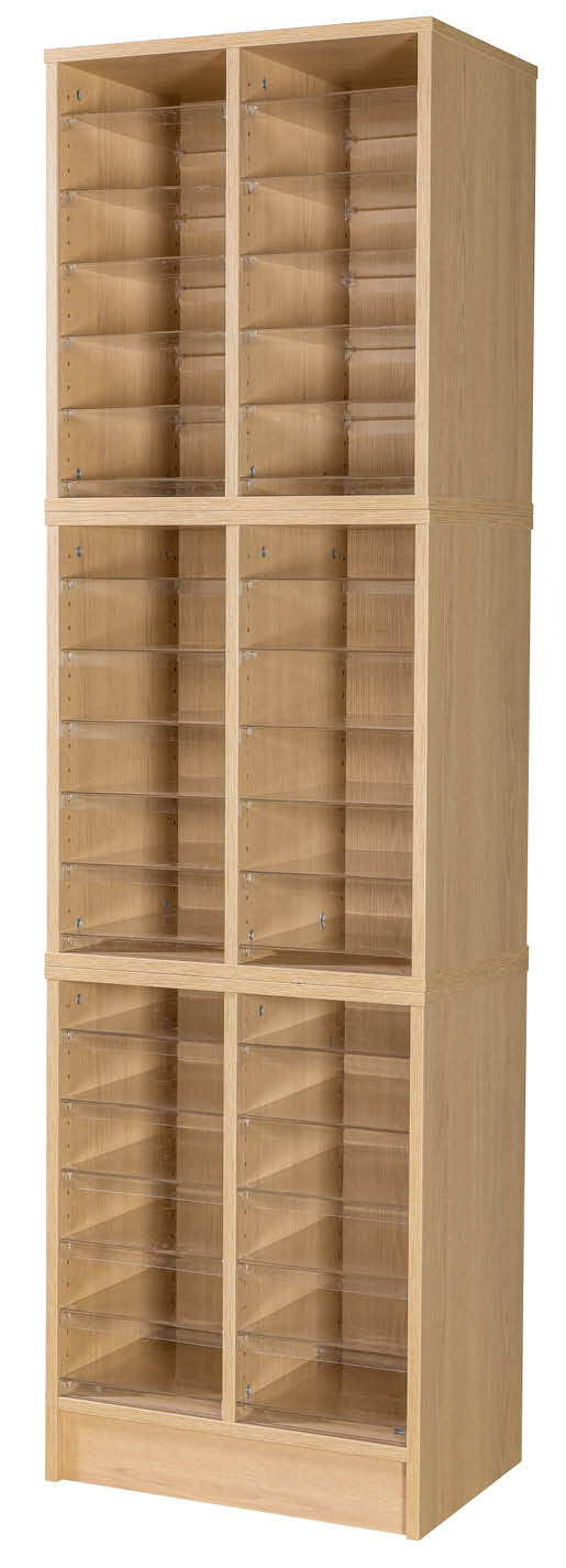 Premium Pigeonhole Unit With 36 Spaces
