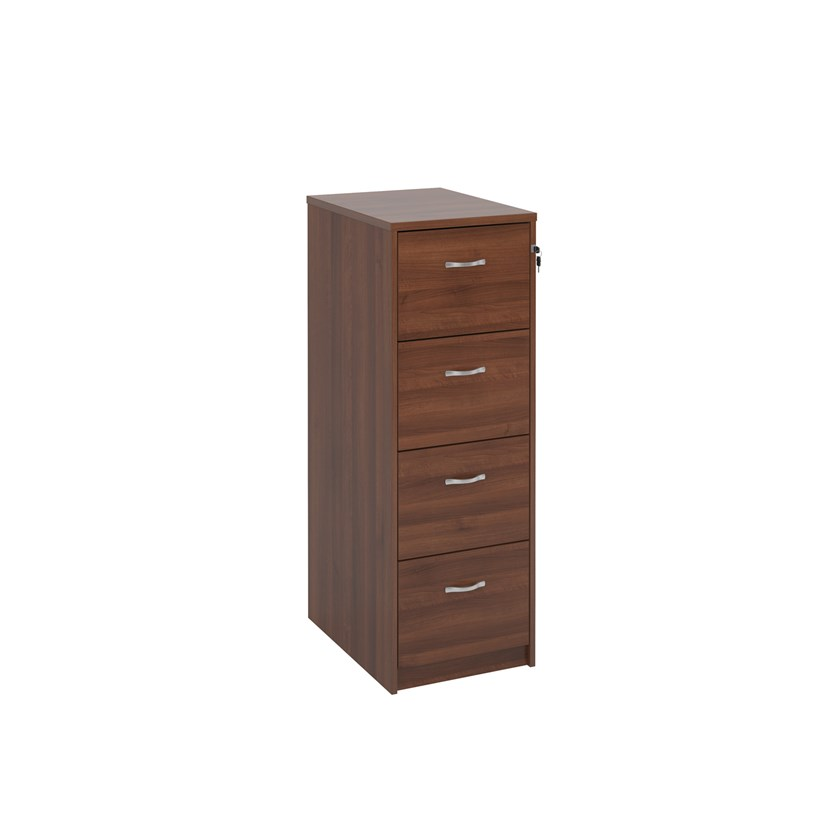 Relax Four Drawer Filing Cabinets with 1360mm Height