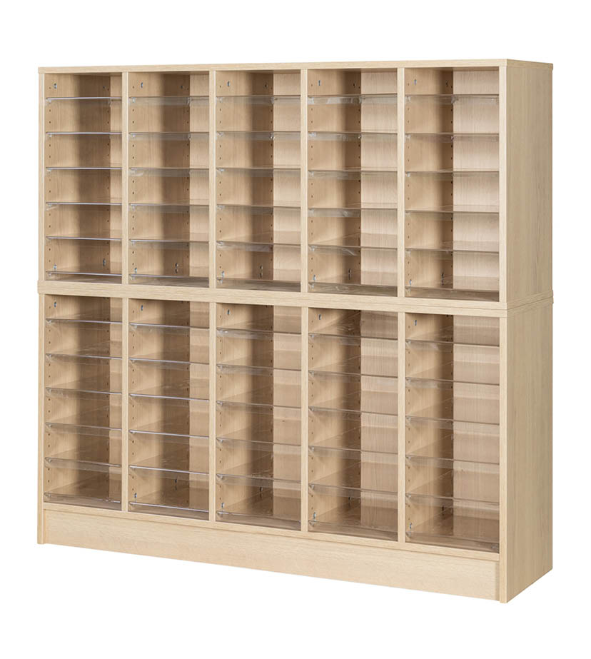 Premium Pigeonhole Unit With 60 Spaces