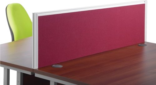 Adapt II 1200mm Bench Desk Screen