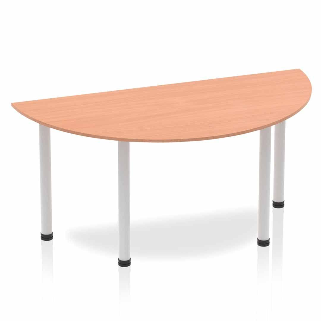 Impulse Semi-circle Table 1600