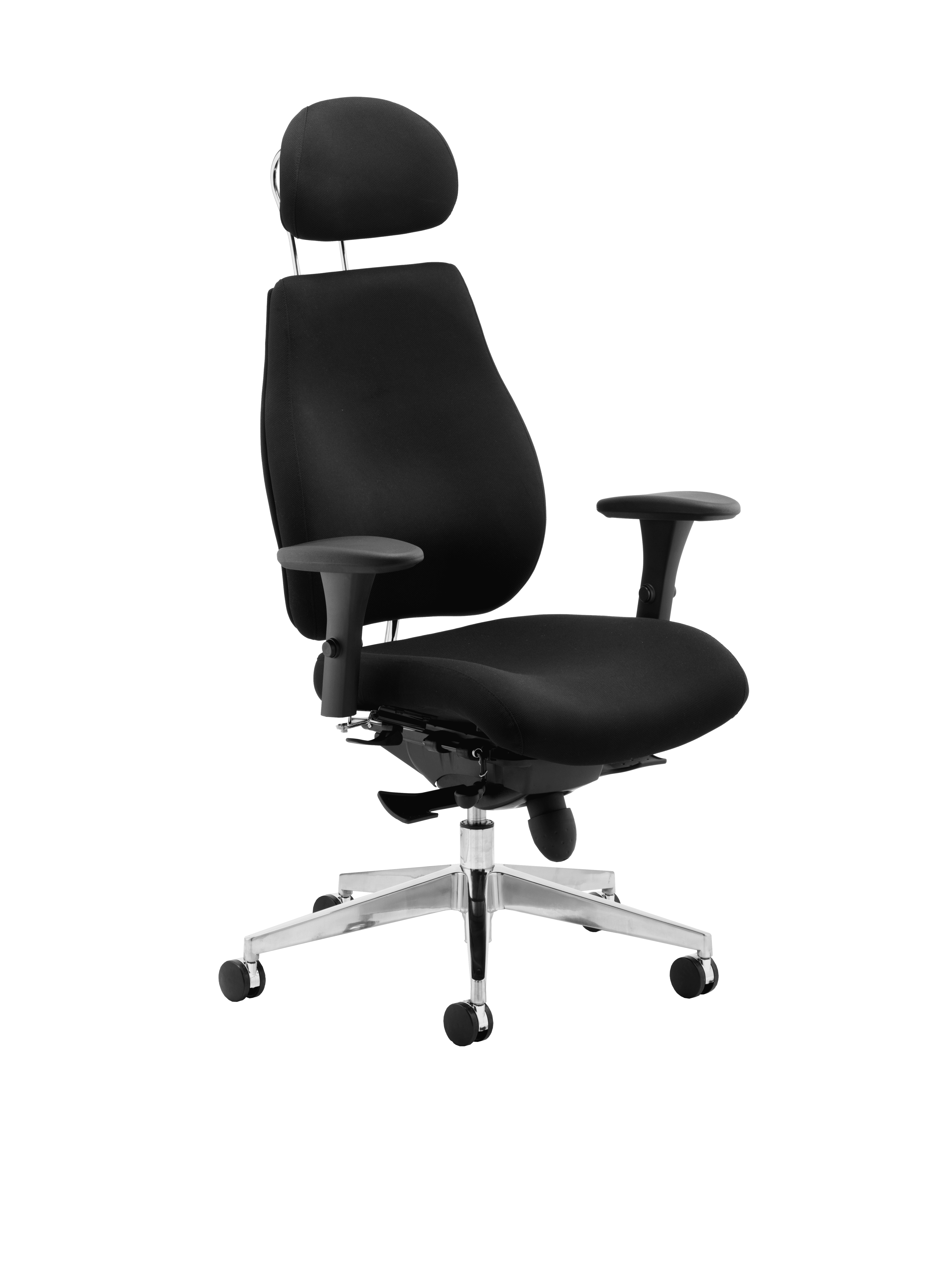 Chiro Plus Ergo Posture Chair With Headrest