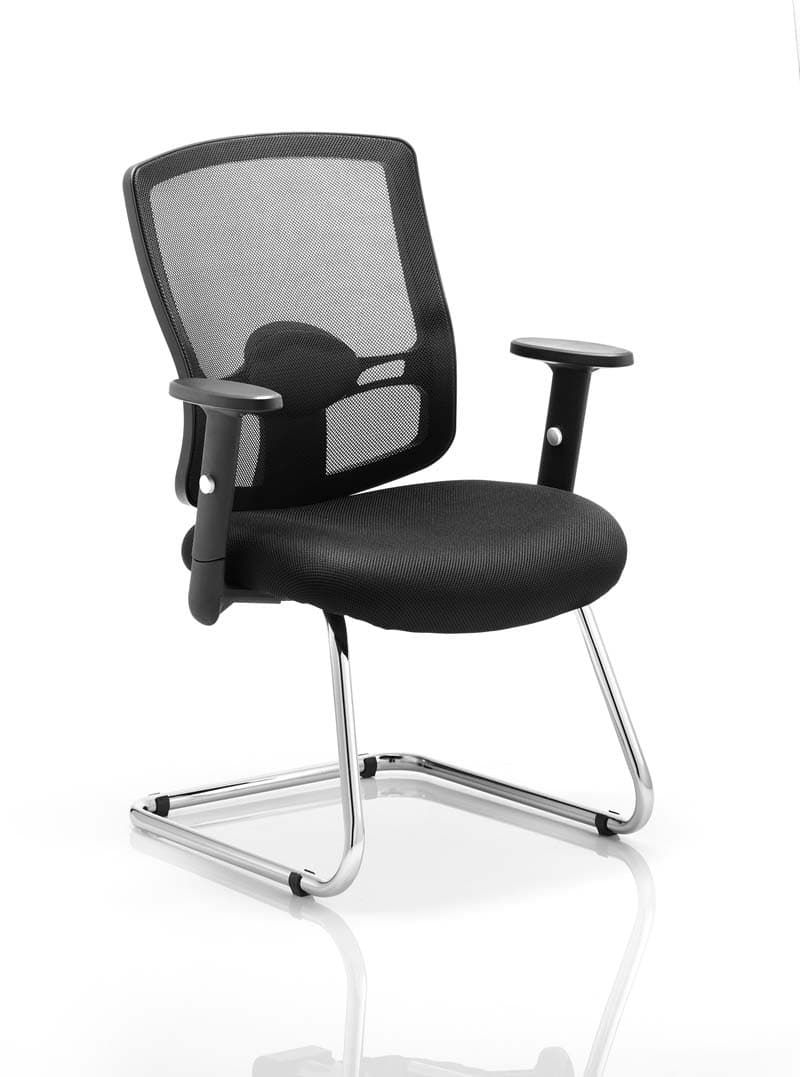 Portland Visitor Cantilever Chair