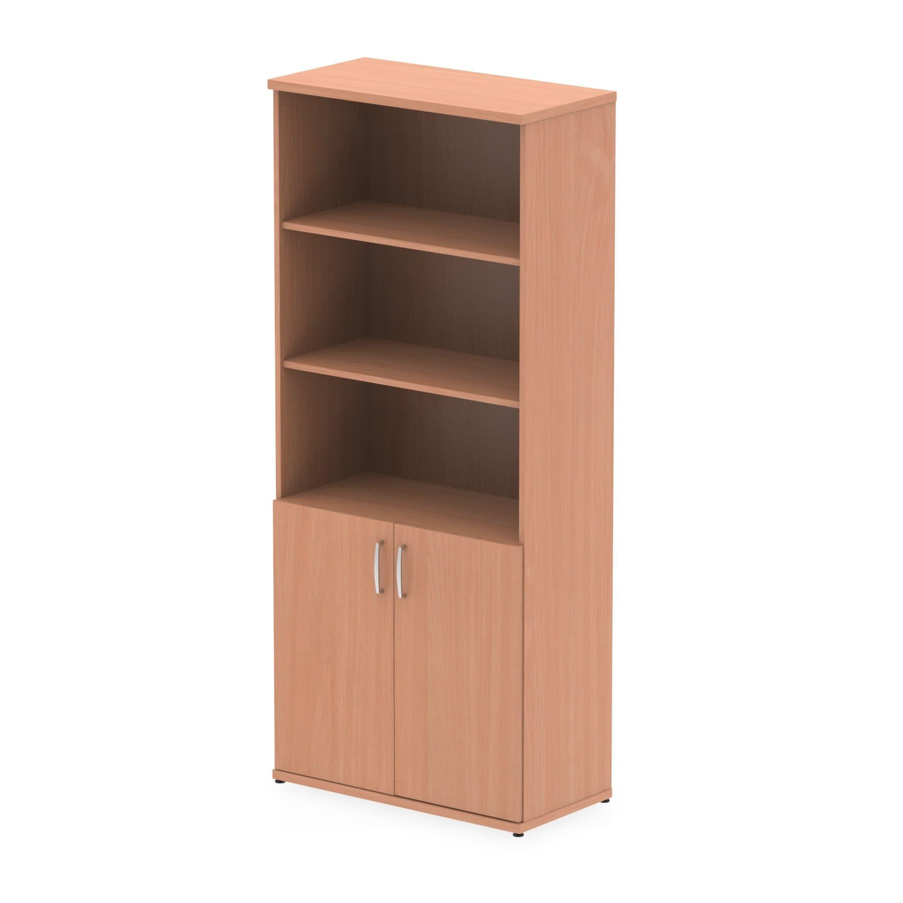 Impulse 2000 Cupboard Open Shelves