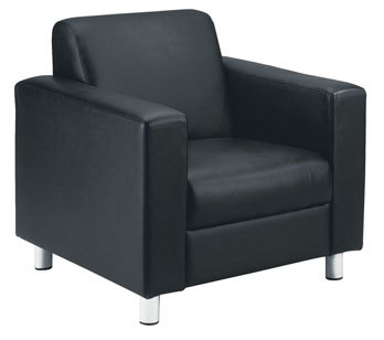 Iceburg Leather Armchair
