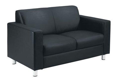 Iceburg Leather Sofa