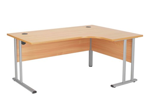 Smart - 1800mm Right Hand Crescent Desk