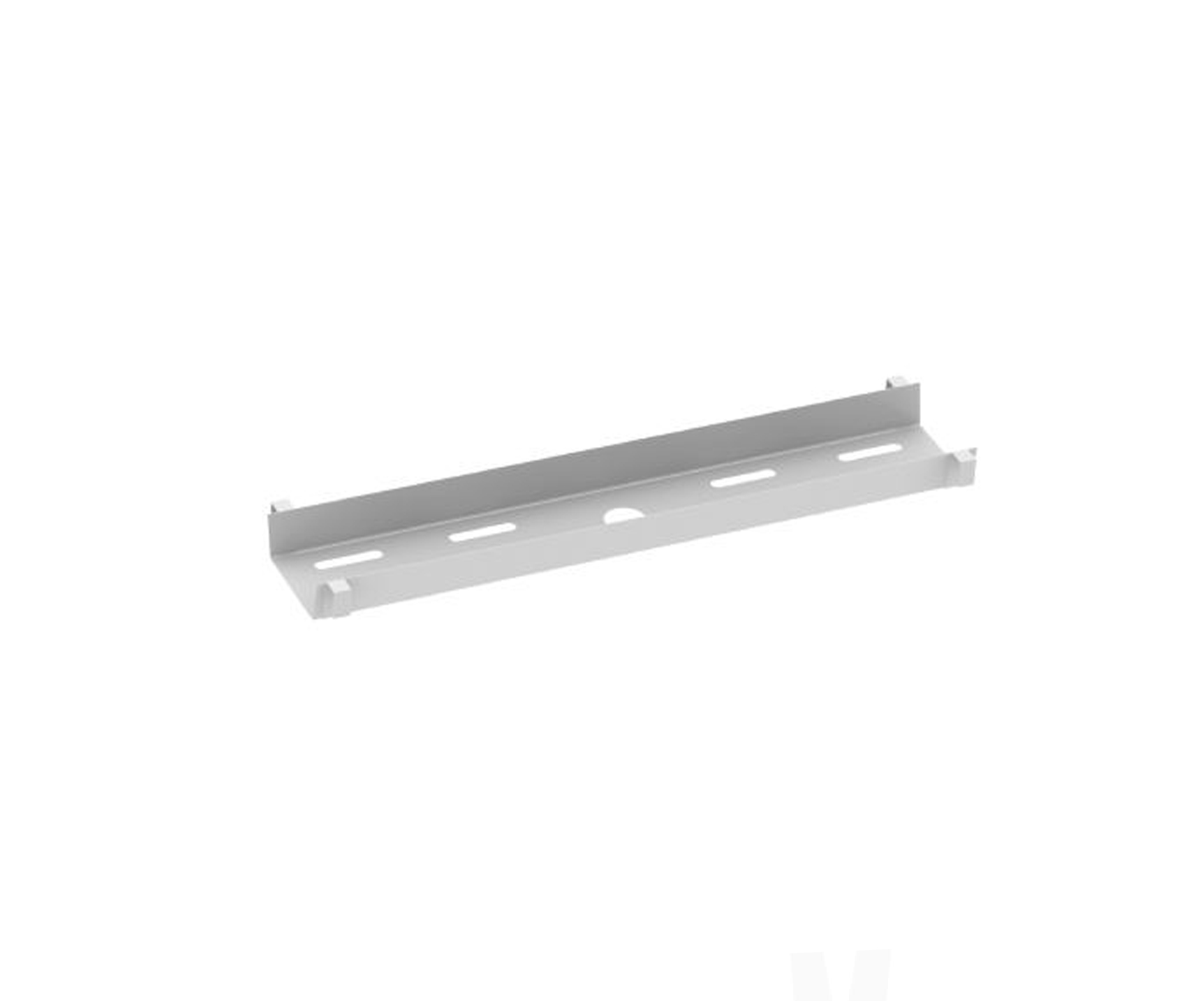 Oslo Cable Management Tray White
