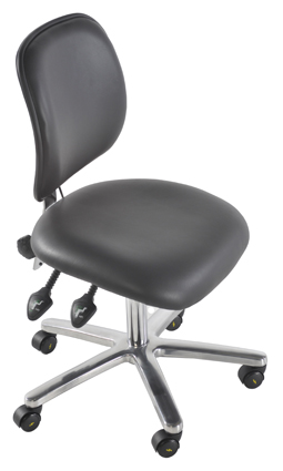 Deluxe Cleanroom Low Chair