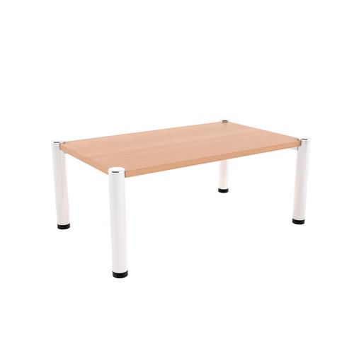 Reception Rectangular Coffee Table - Beech