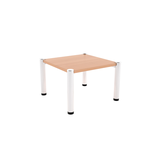 Reception Square Coffee Table - Beech
