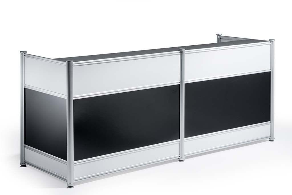 Reception Desk High Gloss