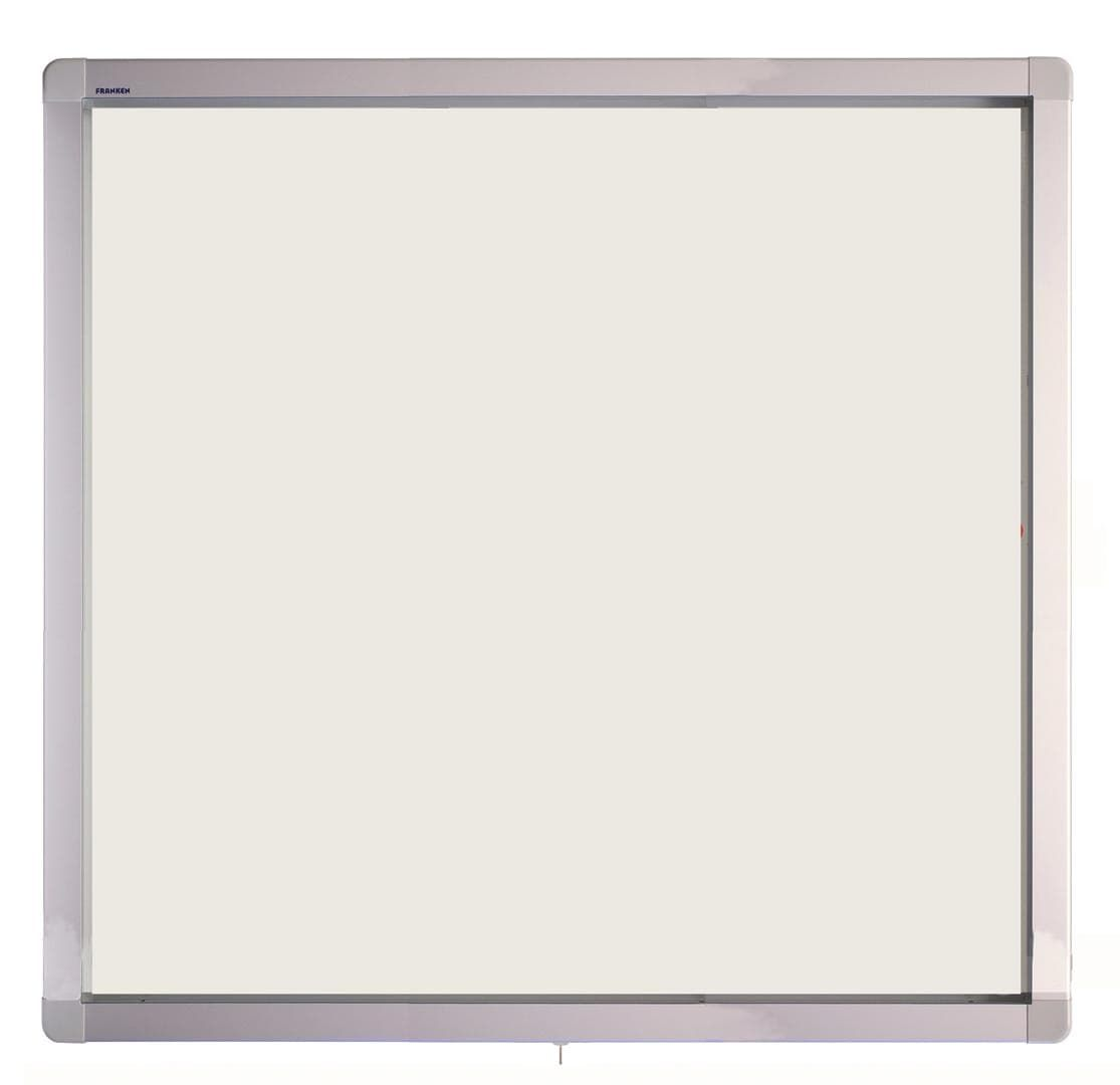 Display case ECO Outdoor, 6 x DIN A4, 75 x 70.4 x 4.5 cm, magnetic