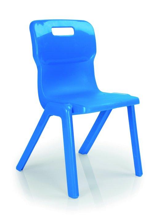 Titan One Piece Chair