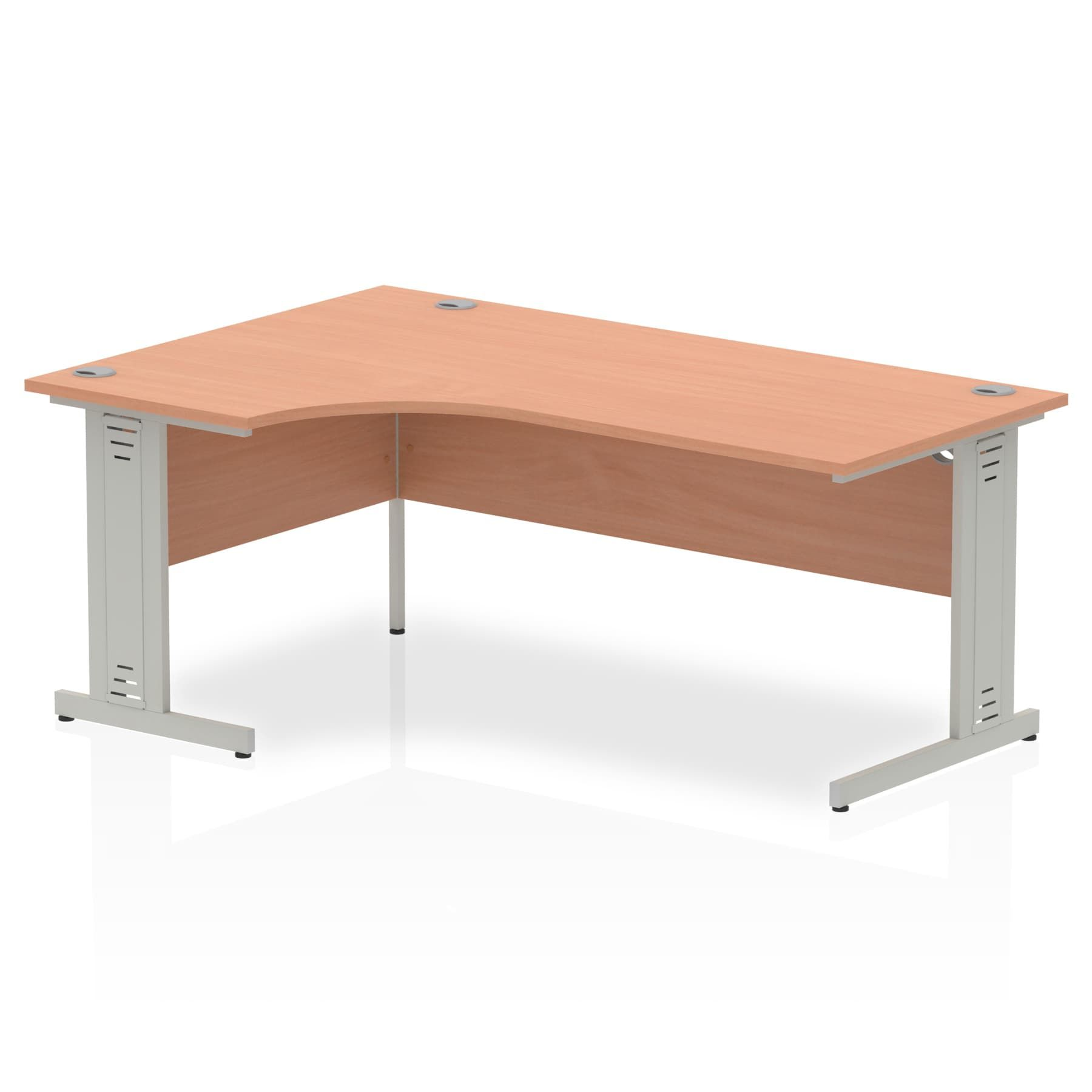 Impulse 1800 Left Hand Crescent Desk